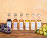 Aceto Balsamico Kostproben-Set Aromatisiert