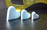 Silicon Insert Set 3 Hearts