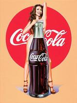 Mel Ramos - Lola Cola 5