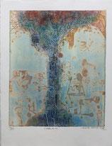 Shoichi Hasegawa - l'arbre de vie
