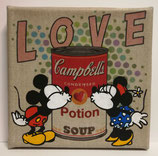 Mike Hieronymus - Campbell's Love Potion