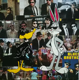 Mike Hieronymus - Blues Brothers - Duffy und Bugs