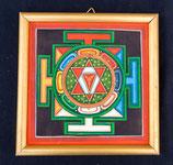 Mandala géométrique