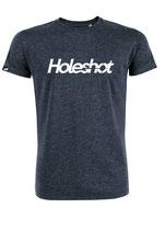 T-SHIRT Holeshot donkerblauw - man