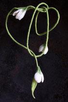 Kette (Weiße Blüten)