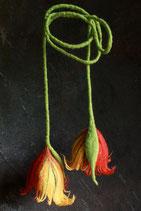 Doppelblüten (Gelb/Rot)