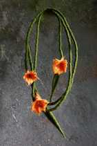 Kette (gelbe Blüten)