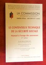 Le contentieux technique de la sécurité sociale