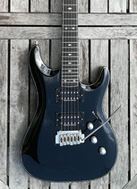 Vision Deluxe - Tremolo - Black High Gloss