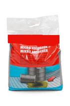 Ölbindergranulat Micro Absorber