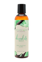 Chocolate Menta Placer Oral / Intimate Earth