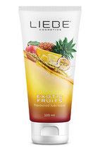 Lubricante con extractos de Frutas / Liebe