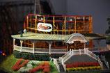 Coaster Dynamix 400130 Comet Holzachterbahn