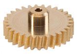 Faller 163551 Schneckenrad, Modul 0,3 Z30