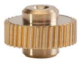 Faller  163555 Schneckenrad, Modul 0,16 Z35