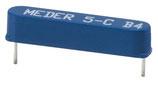 Faller 163454 Reed-Sensor, lang blau (MK06-5-C)