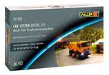 Faller 161305 CAR SYSTEM DIGITAL 3.0, MAN TGA »STRASSENKEHRMASCHINE« (HERPA)*