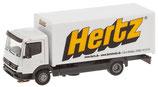 Faller 161560 LKW MB Atego Hertz (HERPA)