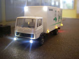 MSW 01010306 LED Beleuchtungsset LKW Standmodelle / Car System