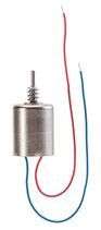 Faller 163301 Motor, ø 10 mm, linke Schnecke, Modul 0,3