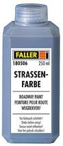 Faller  180506 Straßenfarbe, 250 ml