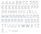 Faller 180965 Beschriftungs-Kit ABC