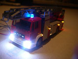 MSW 01010305 LED Beleuchtungsset Feuerwehr Standmodelle / Car System