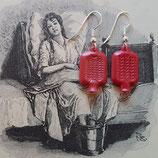 Hot bag Earrings