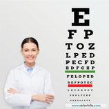 Profesiones - Tabla Optométrica