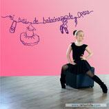 Profesiones - Mi tutú de bailarina de opera
