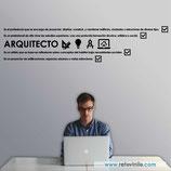 Profesiones - Arquitecto