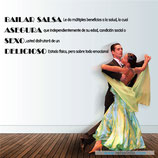 Profesiones - Bailar Salsa