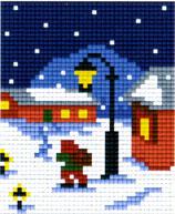 801109 paysage de neige 2