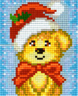 801421 Ourson de Noël