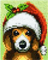 801453 Chien de Noël