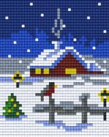 801110 paysage de neige 3