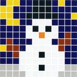 1XL5 Bonhomme de neige