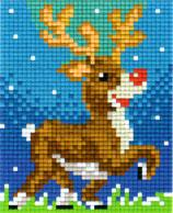 801417 Renne de Noël