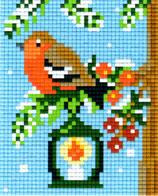 801389 Oiseau de Noël