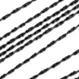 "A42   Laubsägeblätter ""rundgezahnt"" für Holz fein Nr. 2,  24 Stück"