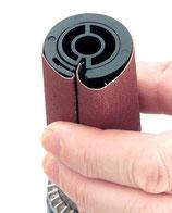 A64  Exzenter-Schleifrolle klein D35 mm