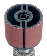 A65   Exzenter-Schleifrolle groß D70 mm