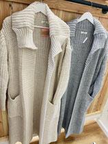 Knit Cardigan Long