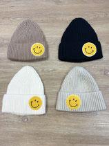 Mütze Smiley