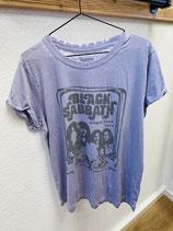 Recycled Karma Shirt Black Sabat