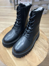 Bronx Black Boot