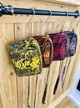 Bag Snake Leather