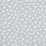 Sommerstrampler  (Personalisiert) Punkte grau