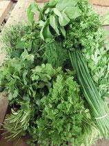 .Herbes aromatiques fraîches (en botte)