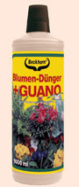 Flüssigdünger mit Guano